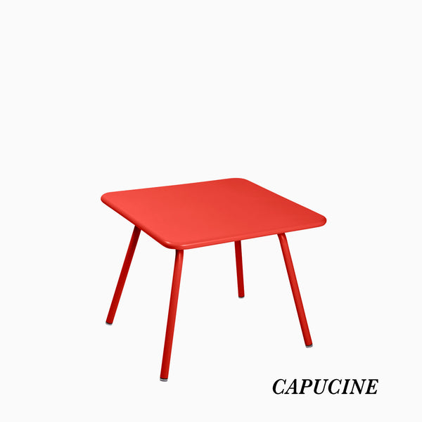 Fermob Luxembourg Kids Table Capucine