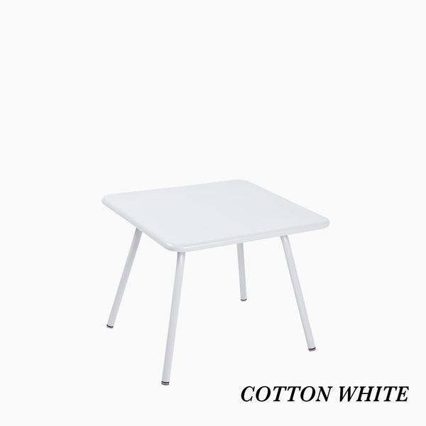 Fermob Luxembourg Kids Table Cotton White