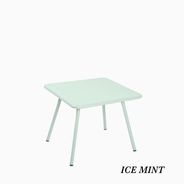 Fermob Luxembourg Kids Table Ice Mint