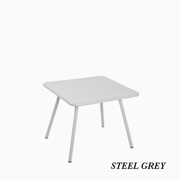Fermob Luxembourg Kids Table Steel Grey