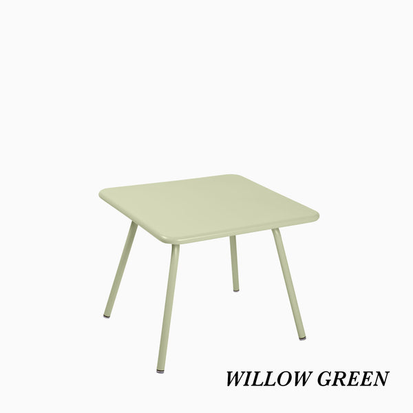Fermob Luxembourg Kids Table Willow Green