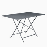 Fermob Bistro 117x77cm Table Anthracite