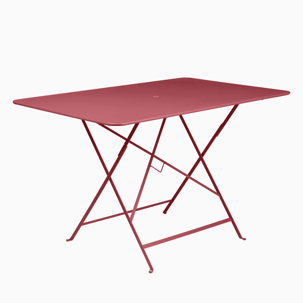 Fermob Bistro 117x77cm Table Chili
