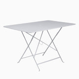 Fermob Bistro 117x77cm Table Cotton White