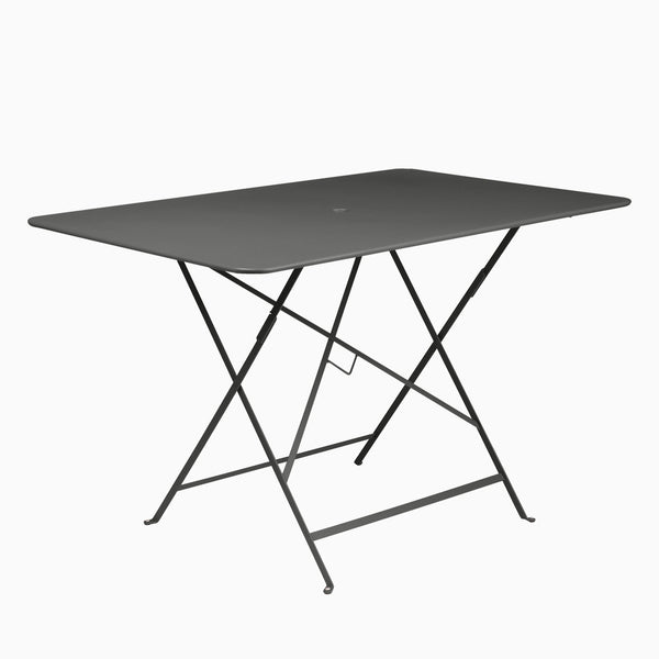 Fermob Bistro 117x77cm Table Liquorice