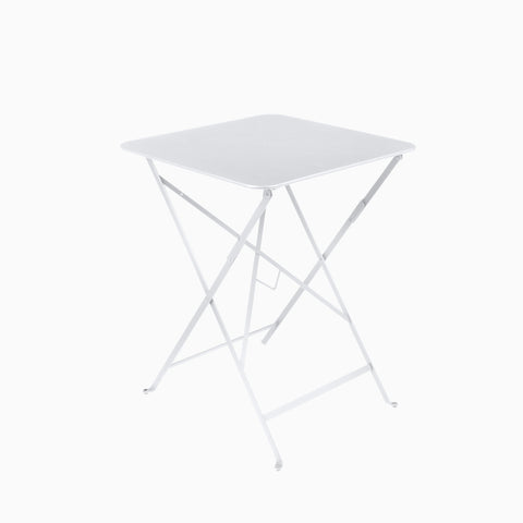 Fermob Bistro 57x57cm Table Cotton White