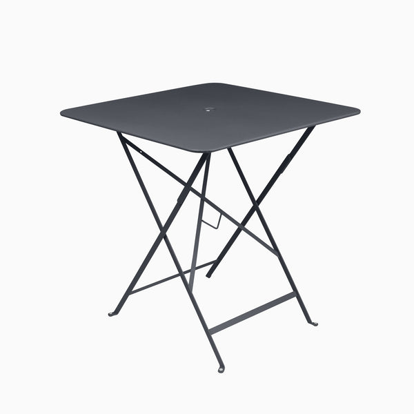 Fermob Bistro 71x71cm Table Anthracite