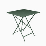 Fermob Bistro 71x71cm Table Cedar Green