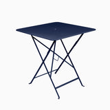 Fermob Bistro 71x71cm Table Deep Blue