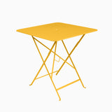 Fermob Bistro 71x71cm Table Honey