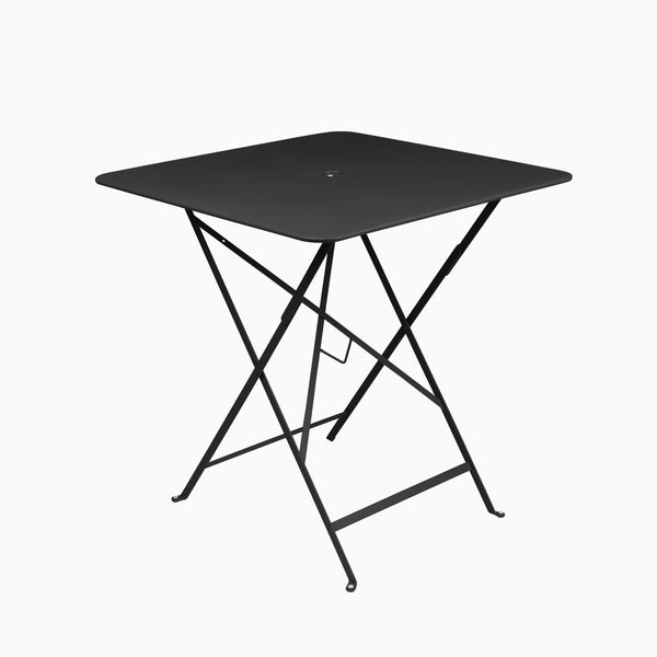 Fermob Bistro 71x71cm Table Liquorice