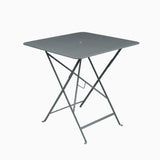 Fermob Bistro 71x71cm Table Storm Grey