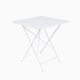 Fermob Bistro 71x71cm Table Cotton White