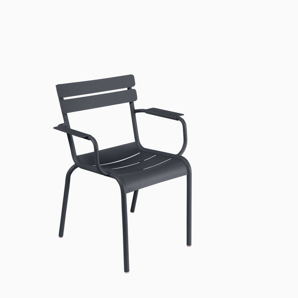 Fermob Luxembourg Armchair Anthracite