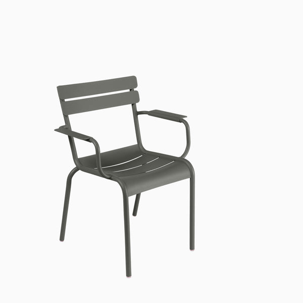 Fermob Luxembourg Armchair Rosemary