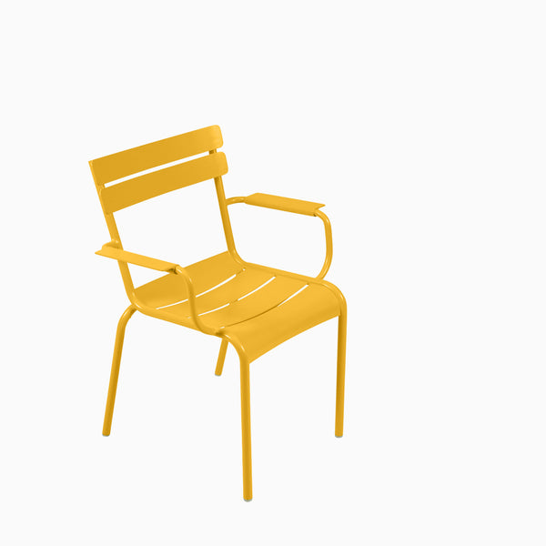 Fermob Luxembourg Armchair Honey