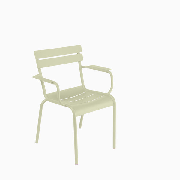 Fermob Luxembourg Armchair Willow Green