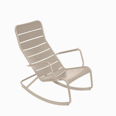 Fermob Luxembourg Rocking Chair Nutmeg