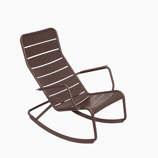 Fermob Luxembourg Rocking Chair Russet