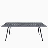 Fermob Luxembourg Table 207cm Anthracite