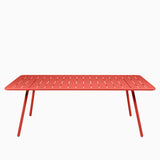Fermob Luxembourg Table 207cm Capucine