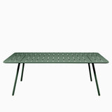 Fermob Luxembourg Table 207cm Cedar Green