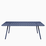 Fermob Luxembourg Table 207cm Deep Blue
