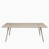 Fermob Luxembourg Table 207cm Nutmeg