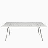 Fermob Luxembourg Table 207cm Steel Grey
