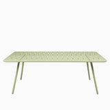 Fermob Luxembourg Table 207cm Willow Green