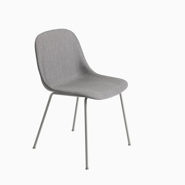 Muuto Fiber Side Chair Tube Base Remix 133