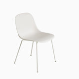 Muuto Fiber Side Chair Tube Base White