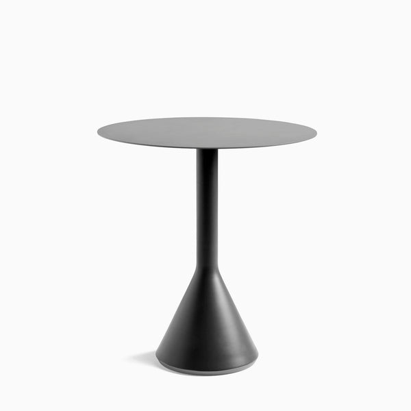 HAY Palissade Cone Table 70cm Anthracite