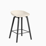 HAY About A Stool AAS32 Cream Black