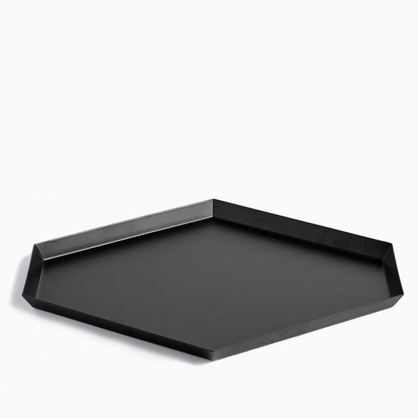 HAY Kaleido Tray Large Black