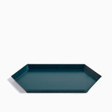 HAY Kaleido Tray Medium Dark Green