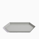 HAY Kaleido Tray Medium Grey