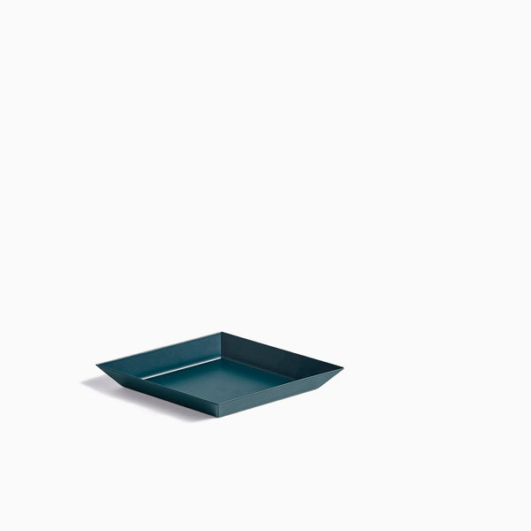 HAY Kaleido Tray Extra Small Dark Green