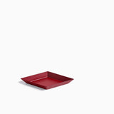 HAY Kaleido Tray Extra Small Dark Red
