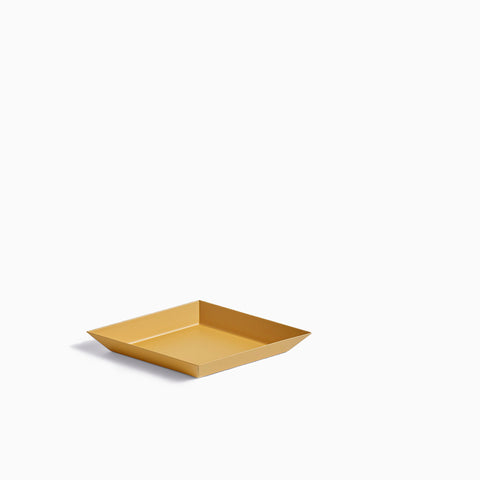 HAY Kaleido Tray Extra Small Light Amber