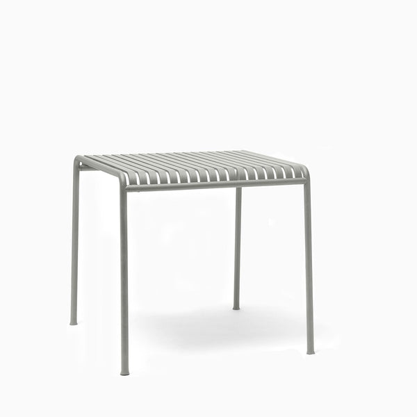 HAY Palissade Table 80x80 Square Sky Grey