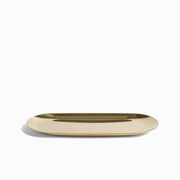 HAY Tray Large Gold