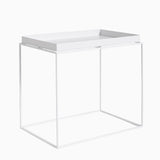 HAY Tray Side Table White