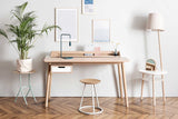 Harto Josette Lamp Table White
