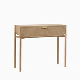 Harto Marius Console Natural Oak