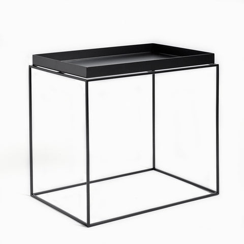 HAY Tray Side Table (Black)