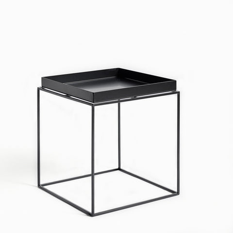 HAY Tray Table Medium (Black)