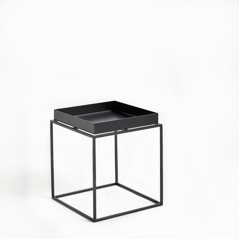 HAY Tray Table Small (Black)