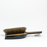 Iris Hantverk Dustpan & Brush Set (black)