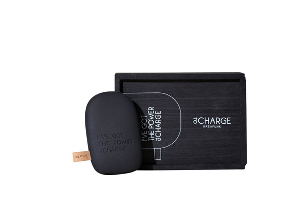 Kreafunk toCharge Powerbank Dark Grey